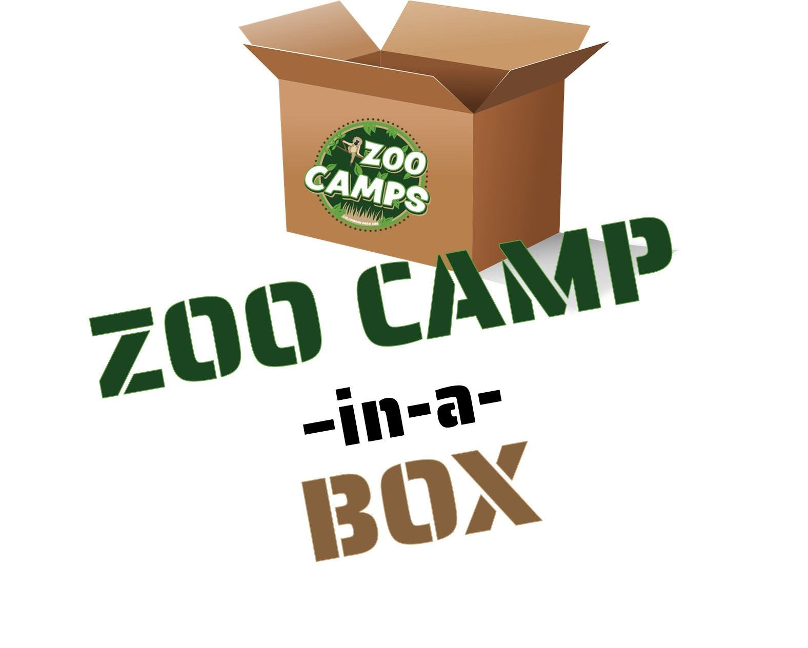 Zoo Camp in a Box logo