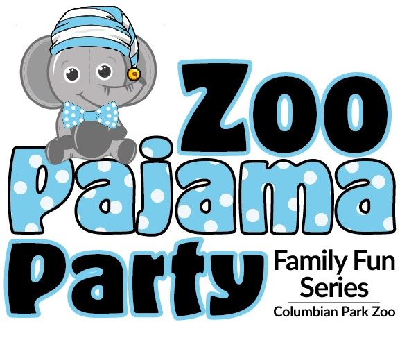 Zoo Pajama Party Logo
